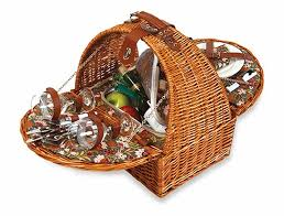 picnic basket for 2 picnic plus by spectrum athertyn 2 person picnic basket with