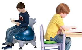 Picture Of Student Sitting At Desk Six Alternative Seating Options In The Classroom For A Child With