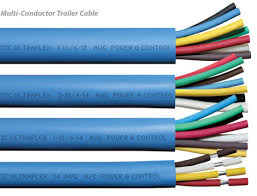 trailer cable polar wire