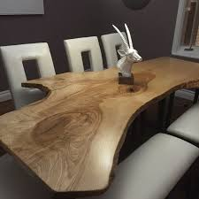 Black Boardroom Table Tree Green Team Live Edge Furniture Live Edge Table Black Walnut