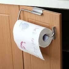 kitchen cabinet door card paper towel holder roll holder kitchen