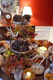 stunning ideas for decorating thanksgiving table design