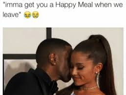 Happy Meal Meme - ariana grande big sean memes pictures inappropriate jokes