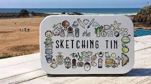 the sketching tin by joan of art u2014 kickstarter