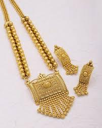 yellow gold necklace sets images Buy designer necklace sets traditional yellow gold necklace set jpg