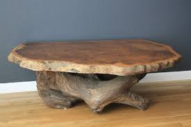 Wood Slice Coffee Table Tree Slice Coffee Table Home Design Ideas And Pictures