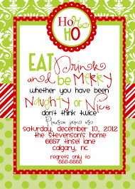 christmas cocktail party invitations funny christmas party invitations wording christmas party