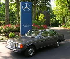 mercedes montvale nj 1985 mercedes 300d at montvale n j cars today