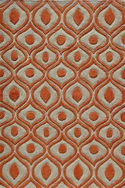 Orange Modern Rugs Decorating Wonderful Momeni Rugs For Floor Accessories Ideas