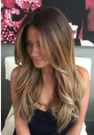 shoulder length hair with layers at bottom love this light brown color with medium blonde highlights so much
