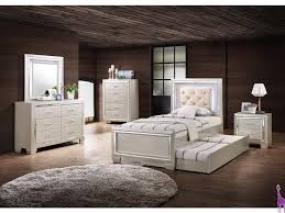platinum youth bedroom set