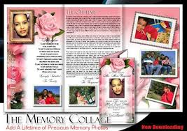 funeral programs printing diy funeral printing produce memorial materials with the