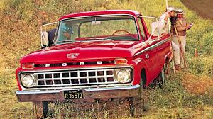 Vintage Ford Truck Ads - ford f 100 custom cab styleside pickup 1965 youtube
