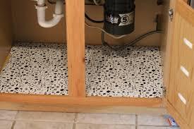 Kitchen Cabinet Liner Under Sink Cabinet Organization I Heart Planners