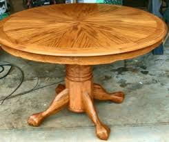 pedestal dining table with leaf the beauty of round dining room table with leaf leaves home