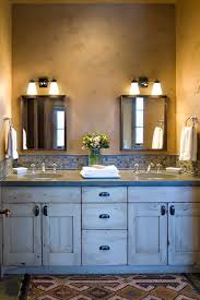 Mixing Metals Is Ok Bathrooms With Bronze Fixtures
