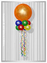 santa balloon delivery santa clarita balloons santa clarita balloon delivery