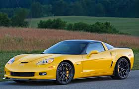 yellow corvette c7 from inception to c7 a timeline of corvette history feature