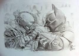 speed drawing batman scene chaseroflight deviantart