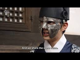 the goon halloween mask my thoughts ruler master of the mask ep 5 k drama amino