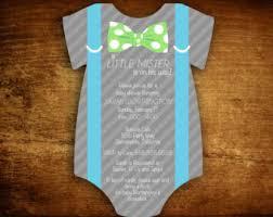 onesie baby shower invitations lilbibby com