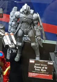 Iron Man House Toys Soul 2016 Sentinel House Of M Iron Man Re Edit Figure The