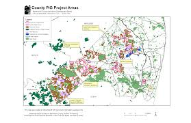Map Of Middlesex County Nj 1 Farmland Preservation
