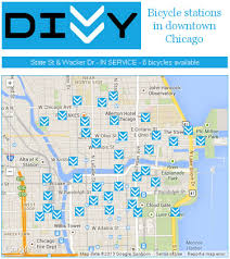 divvy bike map divvy bikes will ride all winter loop