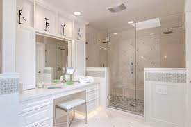 awesome quartz shower walls with freestanding tub strie wallpaper