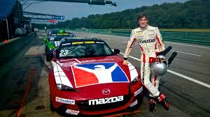 formula mazda mazda mx 5 racer glenn mcgee crosses over to reality iracing com