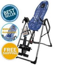 Ironman Essex 990 Inversion Table Teeter Ep 560 Ltd Inversion Table With Back Pain Relief Kit See