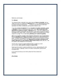 writing personal letter of recommendation best template collection
