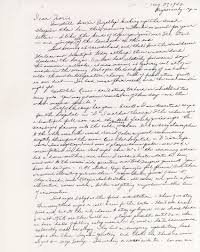 Comparison And Contrast Essay Outline Examples Letter From Kenji Okuda To Norio Higano Dated August 27 1942 U2014 Uw
