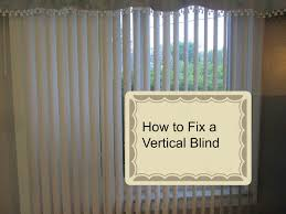 vickie u0027s kitchen and garden diy how to fix a vertical blind