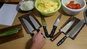 Cheap Kitchen Knives by Cheap Damascus Kitchen Knives From China Aliexpress Review