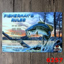 Hunting And Fishing Home Decor Compare Prices On Metal Hunting Signs Online Shopping Buy Low