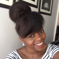 Protective Styles For Short Transitioning Hair - 1 bun 3 ways natural hair protective styles curlynikki