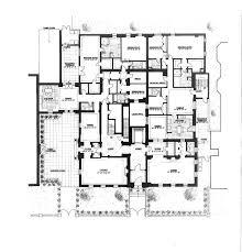 Renovation Plans by Playboy Mansion Renovation Usa Floor Plans Pinterest House