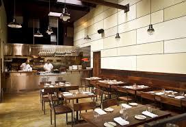 Restaurants Kitchen Design Cookshop Central Kitchen Restaurant San Francisco The