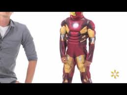 iron man mark vii the avengers classic muscle child halloween