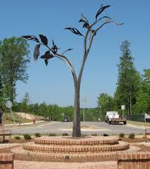 repousse sculpture and metal artist sculptor metalsmith