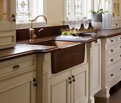 Kitchen Faucets And Sinks White Wooden Farmhouse Kitchen Sink Ikea Pertaining To Brilliant