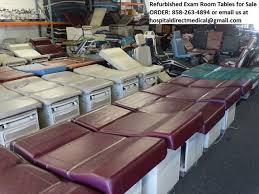 Ritter 204 Exam Table Exam Tables Examination Room Tables Used Refurbished Used