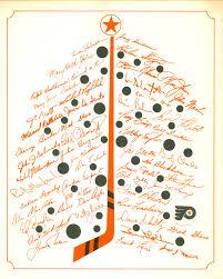 vintage nhl christmas cards evoke warm memories of bygone eras