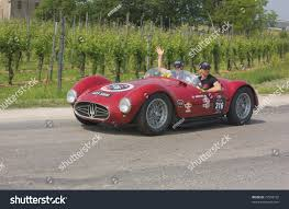 maserati a6gcs interior forli italy may 13 martin sucari stock photo 77558722 shutterstock
