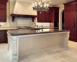 Custom Kitchen Island Designs - white custom kitchen islands 77 custom kitchen island ideas