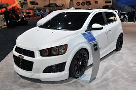 Conhecido SEMA 2011: Chevrolet Sonic Customs and Concepts Photo Gallery  @MS62