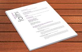 Attractive Resume Template Great Resume Attractive Resume Mycvfactory