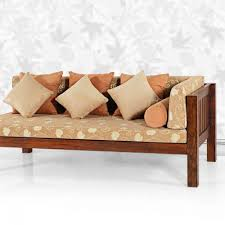 Modern Wooden Sofa Bed Sofa Divan Set Memsaheb Net