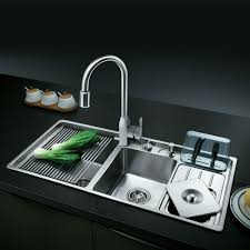 Kitchen Sinks Suppliers by Aliexpress Com Buy Oppein 19 Gauge Stainless Steel Triple Bowel